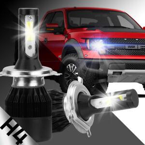XENTEC LED HID Headlight kit H4 9003 White for 1998-2001 Volkswagen Passat