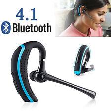 Wireless 4.1 Bluetooth Stereo Handsfree Headset Earphone for iPhone Samsung LG