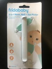 FridaBaby 3-in-1 Nose, Nail + Ear Picker by Frida Baby The Makers of NoseFrida T