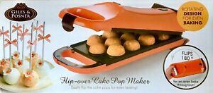 Cake Pop Maker Electric Plug In 12 Cakes Kids Unusual Christmas Gift New BNIB