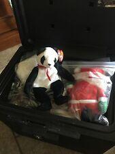 Fortune The Panda Beanie Baby Retired 1997-1998
