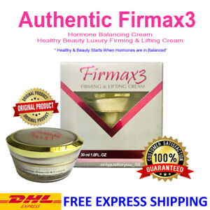 Firmax3 Cream Hormones Therapy Firming Lifting Slimming Anti Aging FREE SHIPPING
