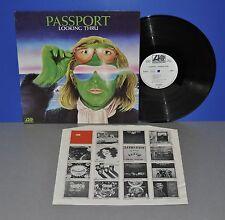 Passport Doldinger Looking Thru D 73 Atlantic 1st press Promo OIS M- Vinyl LP