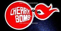CHERRY BOMB Vinyl Decal Sticker 4281