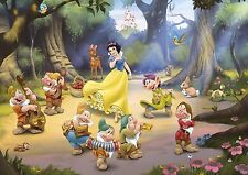SNOW WHITE A4 GLOSSY POSTER 4
