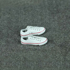 """1/6 Scale Female Sport shoes White Sneakers For 12"""" Female Hot Toys Figure"""