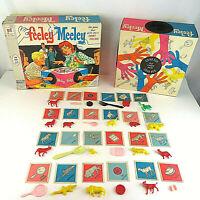 1960's Feeley Meeley Rare Complete Game - VTG 1967 Milton Bradley
