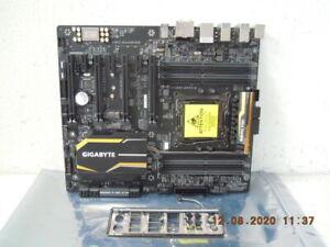GIGABYTE GA-X99-UD4P M.2 SATA3 EATX LGA2011-3 DDR4 Motherboard + I/O Shield