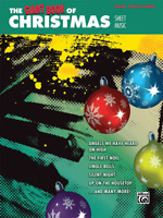 The Giant Book of Christmas Sheet Music - Piano/Vocal/Guitar Songbook 42389