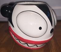 Disney Nightmare Before Christmas Scary Teddy Ceramic Mug 3D figural Cup