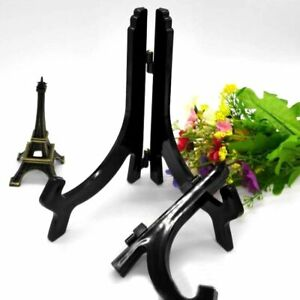 10pcs Photo Rack Stand Easel Bowl 5/7/9 Inch Plate Picture Frame Display Holder