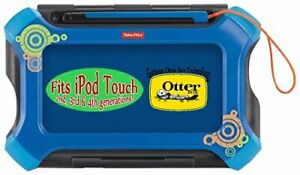Fisher Price Create   Learn Apptivity Case  Blue    For Use with iPod Touch 2nd