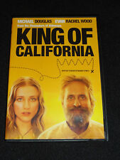 KING OF CALIFORNIA DVD (LIKE NEW)