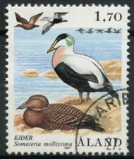 Used Postage Alandic Stamps