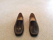 New Van Dal  Italian Leather Upper Slip on Shoe( size 4)