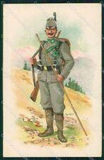 Militär Österreichische Soldat Ansichtskarten cartolina XF6579