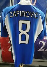 Maillot jersey shirt serbie srbija serbia partizan tosic zrenjanin porté worn