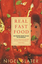 Real Fast Food: 350 Recipes Ready-to-Eat in 30 Minutes,ACCEPTABLE Book