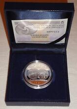 España - 10 euro 2007 - 5. aniversario del euro-puente-plata-pp (8710/237)