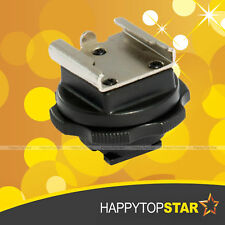 Mini Hot Shoe Hotshoe Mount Adapter Convert for Sony DV Camcorders Microphone
