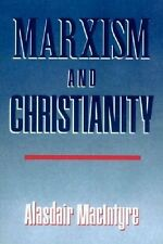 Marxism and Christianity by Alasdair MacIntyre (1984, Paperback, Reprint)