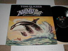 Tom Glazer NAMU Killer Whale 60's Folk Pop Rock LP GREEN PEACE Pete Seeger VG+