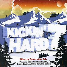 Kickin' Hard 7: by Various Artists [2CD Set] Central Station/MRA) LIKE NEW CD