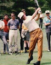 BOB GOALBY signed 8x10 photo 1968 MASTERS PGA GOLF COA Autograph