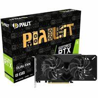 Palit GeForce RTX 2070 Dual 8192MB GDDR6 PCI-Express Graphics Card