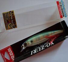 Leurre Pêche Yo-zuri Sashimi Minnow FW 9cm 10 5g nage 0 8m couleur Ccpb