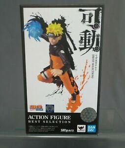 S.H.Figuarts NARUTO Shippuden Naruto Uzumaki (BEST SELECTION ) BANDAI SPIRITS***