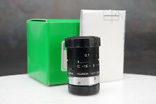 - Fujinon TV 15mm f2.2 Cine Lens TF15DA-8 C-mount, NOS