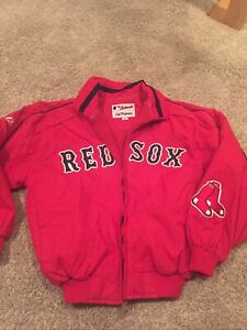 Boston Red Sox Majestic Authentic Collection Dugout Jacket Small
