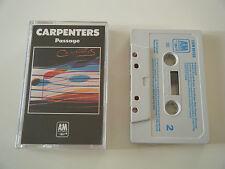 CARPENTERS - PASSAGE - CASSETTE TAPE - A&M (1977)