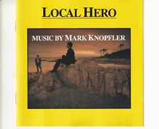 CD MARK KNOPFLER	local hero	FRANCE EX+ RED LABEL (B6054)