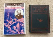 Jules Verne Twenty Thousand Leagues Under The Sea & Inventor of Science Fiction