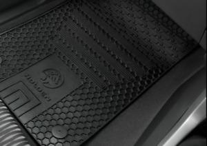 Brand New Genuine Holden GM Trailblazer 2017- Front Rubber Mats (Pair)