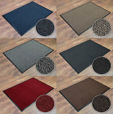 Heavy Duty Large Small Non Slip Dirt Barrier Entrance Floor Mat Office Door Rug
