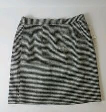 ADEC 2 by PHILIP ADEC Womens Black White Skirt Size 8