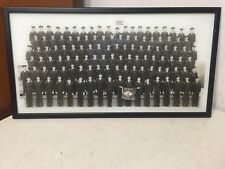 WWII Era Navy Group Photo US Naval Training Station Farragut ID Co 882