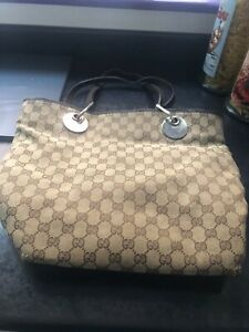 Tote Bag Could Be Gucci , Won In Raffle So Cant Guarantee