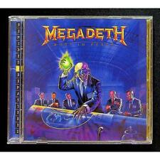 Megadeth - Rust In Peace - Capitol Records - 724359861920 - CD CD007013