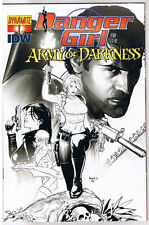 DANGER GIRL / ARMY OF DARKNESS #1, VF, Variant, 2011, more AOD in store
