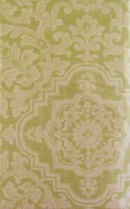 Elegant Floral Abstract Pattern Vinyl Flannel Back Tablecloth -Var Size/Color