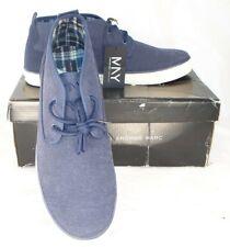 Andrew Marc Men s Nybergmc-4202 Navy Bone Fashion Sneaker Size 13 (9413) 114e6dccb45