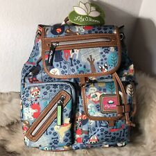 Lily Bloom Riley Backpack - Who Let The Dogs out Print