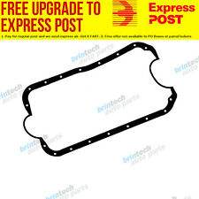 1984-1985 For Nissan 300ZX Z31 VG30 VG30E Oil Pan Sump Gasket