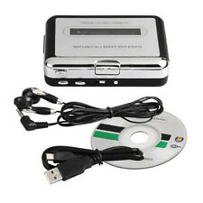 Tape to PC USB Cassette & MP3 CD Converter Capture Digital Audio Music Player NT
