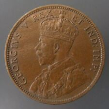 George V Large Cent 1911