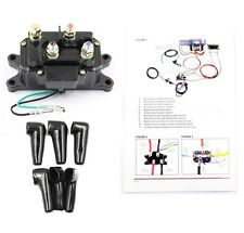 12V Solenoid Relay Contactor Switch ATV UTV Truck Winches-EXPEDITED shipping